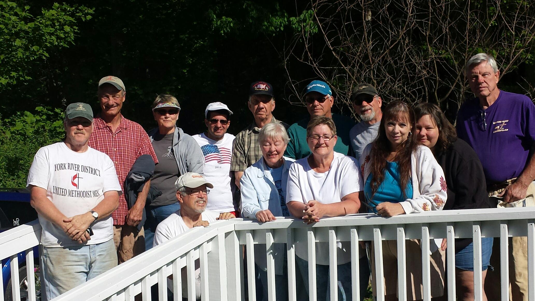 Adult Mission Team